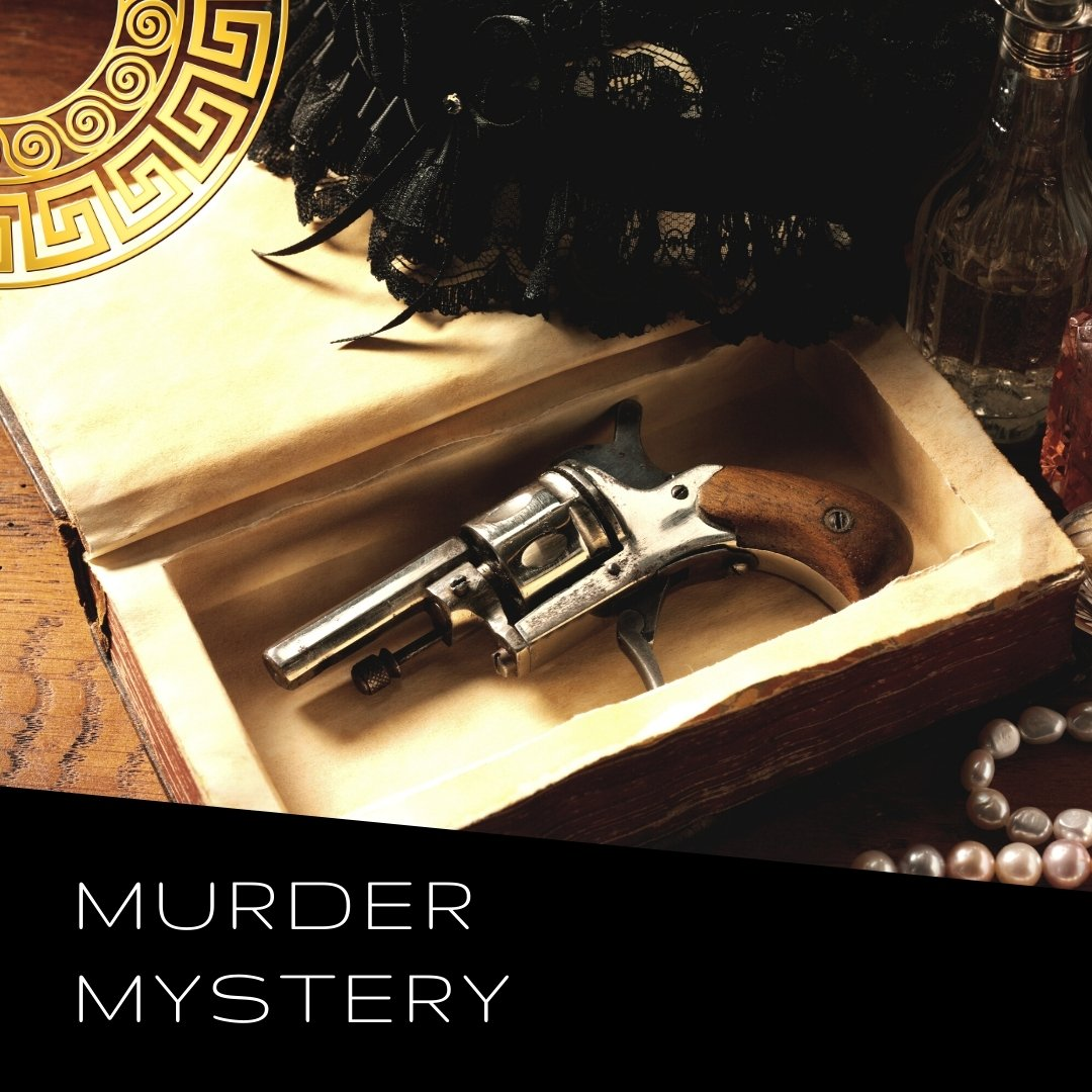 Production Music - Murder Mystery